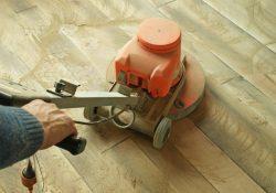 Hvordan og hvornår bruger man gulvslibning?