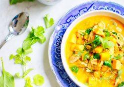 Kylling i karry - lækkert, nemt og super velsmagende